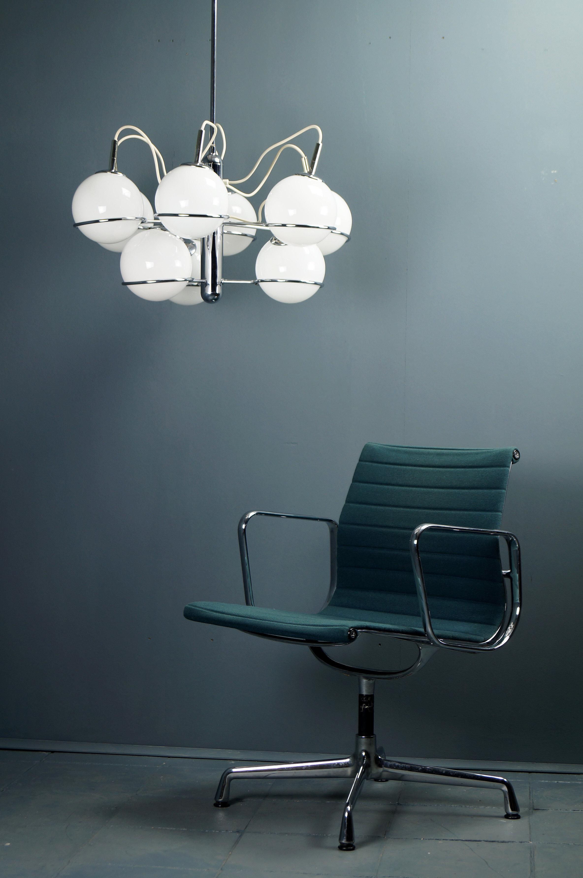 flex mid century vintage design n rnberg gro er space age l ster im stile gino sarfattis. Black Bedroom Furniture Sets. Home Design Ideas