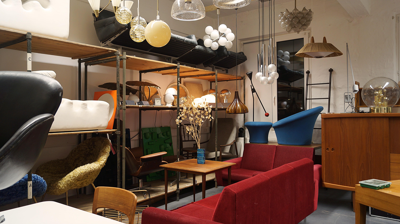 Flex Mid Century Vintage Design Nurnberg Offene Lagerbesichtigung