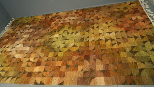Geometrischer Teppich
