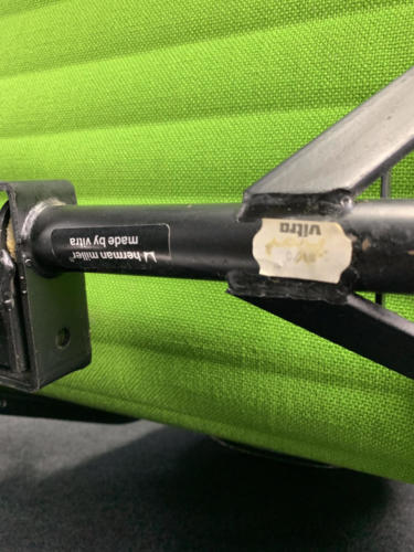 Eames EA124 & EA125