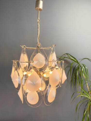 Leuchter Murano-Glas