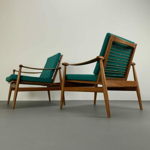 Spade Chairs Finn Juhl