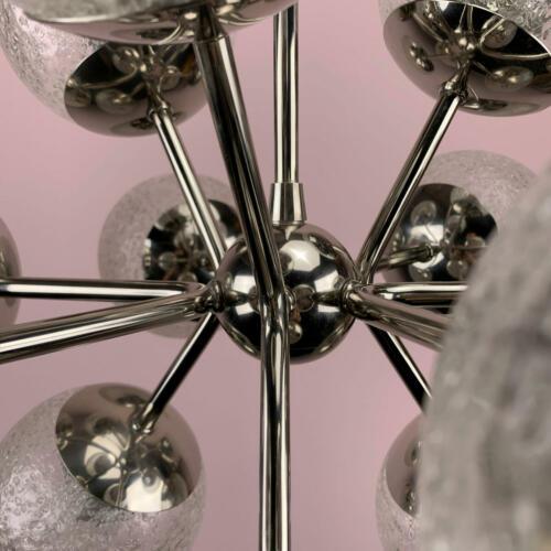 70s Sputnik Deckenleuchte