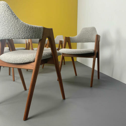 Compass Chairs Kai Kristiansen